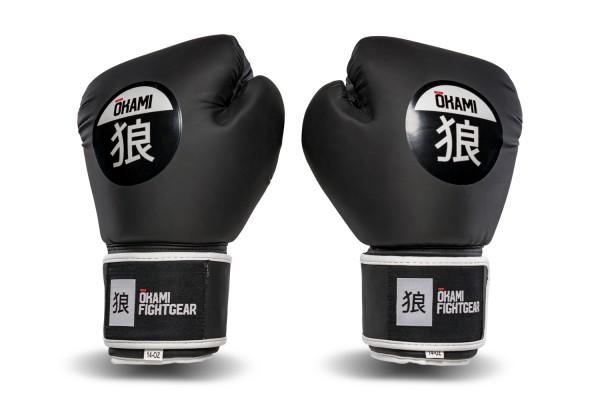 Okami Boxing Gloves Contender