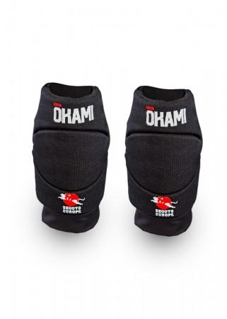 okami fightgear MMA Hi-Pro Knee Pad