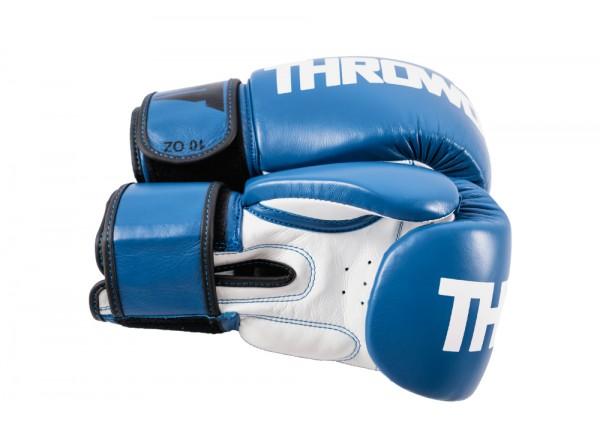 Throwdown® Boxing Gloves Contender 10oz blue