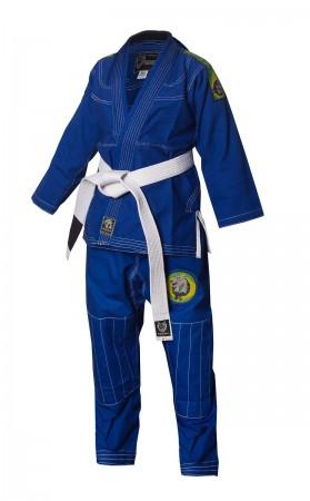 >>SALE<< Okami Kids Gi Wolf Pup 2.0 - blue