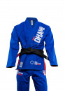 okami Ladies ultralight Gi Competition Team blue