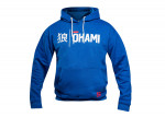 Okami Hoodie Kanji - blue