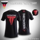 Throwdown® Anvil tee - black