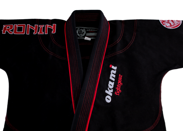 SALE Okami fightgear Ronin black