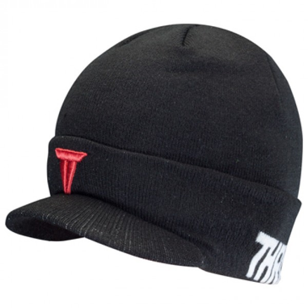 SALE Throwdown Anvil Radar Cuffed  Beanie