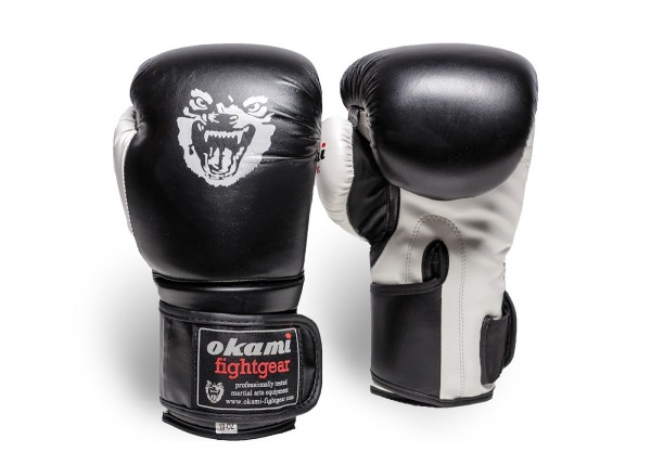 Okami fightgear DX Boxing Gloves 2.0