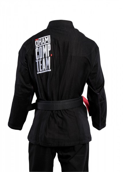 okami Ladies ultralight Competition Team Gi black