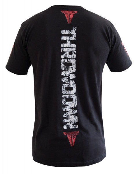 Throwdown® Anvil tee - black