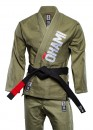 SALE okami Competition Training Gi #1 olive