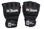 okami fightgear Hi-Pro MMA Training Gloves Noir
