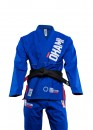 okami ultralight Competition Team Gi blue