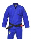 Okami BJJ Gi SHIELD blue